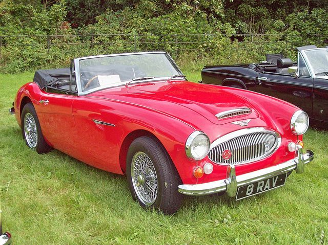 1963 Austin Healey 3000 Maintenance/restoration of old/vintage vehicles: the material for new cogs/casters/gears/pads could be cast polyamide which I (Cast polyamide) can produce. My contact: tatjana.alic@windowslive.com