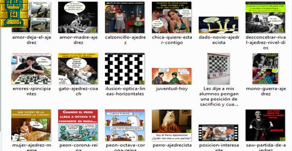 Resumen Memes de Ajedrez Febrero 2017 | Humor y mas!