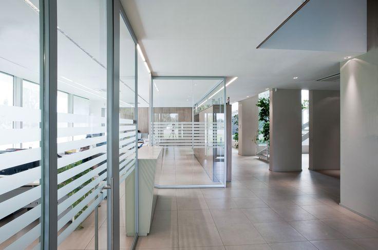 Uffici ITALPACK spa Montechiarugolo (PR) #design #creative #office www.paolocavazzoli.it