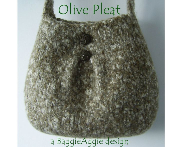 Knitting Pattern Felted Bag : Best 20+ Felt Purse ideas on Pinterest Felt pouch, Felt bags and Easy felt ...