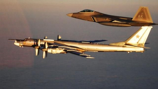 4 times in 4 days: Russian aircraft fly off US coast
