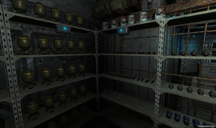 Подземное убежище - патч к  CALIBR из FWE