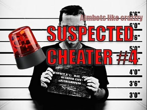 Suspected Cheater #4 CS:GO Overwatch