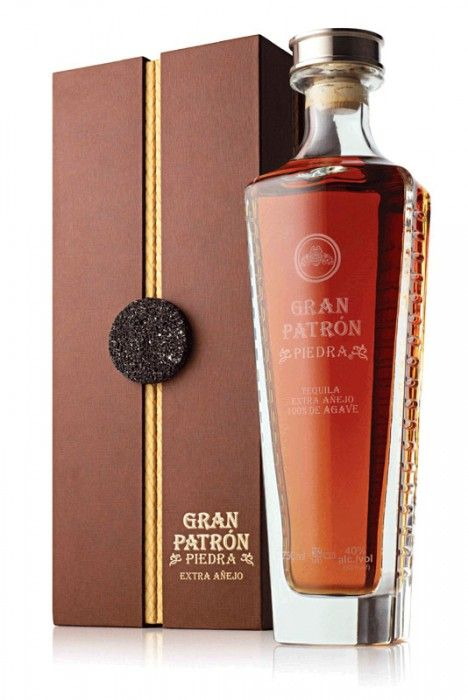 Looks smooth, must have.  #patron#tequila  Patron's Extra-Anejo Tequila Gran Patron Piedra