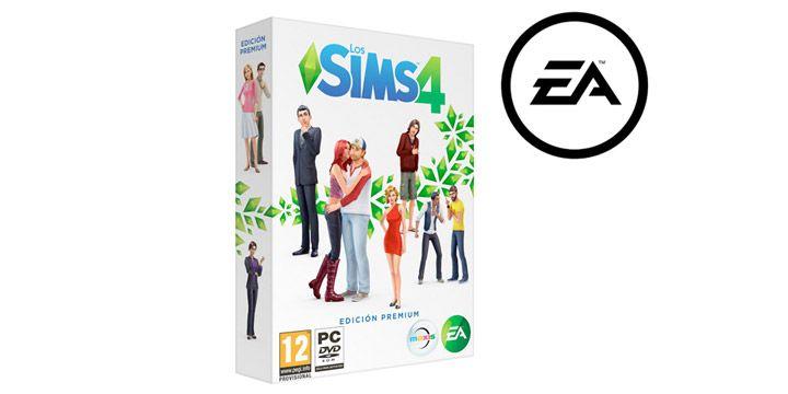 Los Sims 4 Edición Premium PC. EN STOCK. 79.99€. #ofertas #descuentos