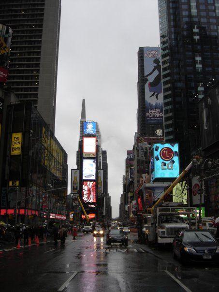 Time Square - New York - EEUU