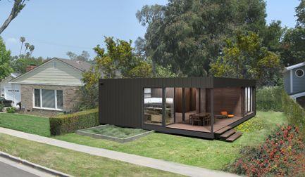 17 migliori idee su case prefabbricate su pinterest for Case prefabbricate modulari