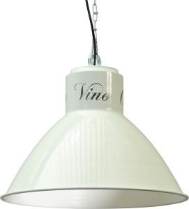 Lampa Industrialna Indistria Wino. 4fundesign.com