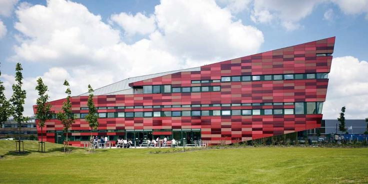 Make Architects | University of Nottingham Jubilee Campus Extension