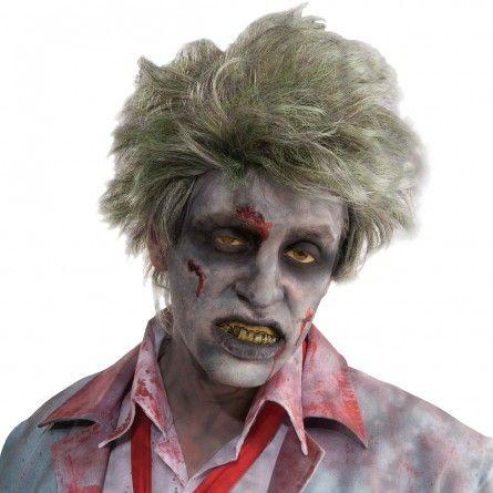 Mens Grave Zombie Wig