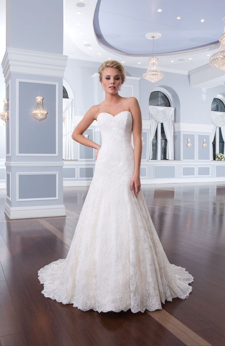 96 besten Dream Wedding Dress Bilder auf Pinterest ...
