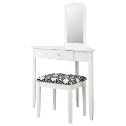 59 best for the home images on pinterest furniture corner makeup corner vanity set maybe this will work for britt watchthetrailerfo
