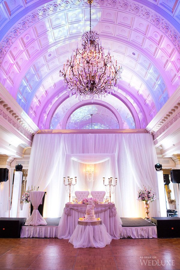 WedLuxe – Sahar + Saeed   Photography by: Elements Photography Follow @WedLuxe for more wedding inspiration!