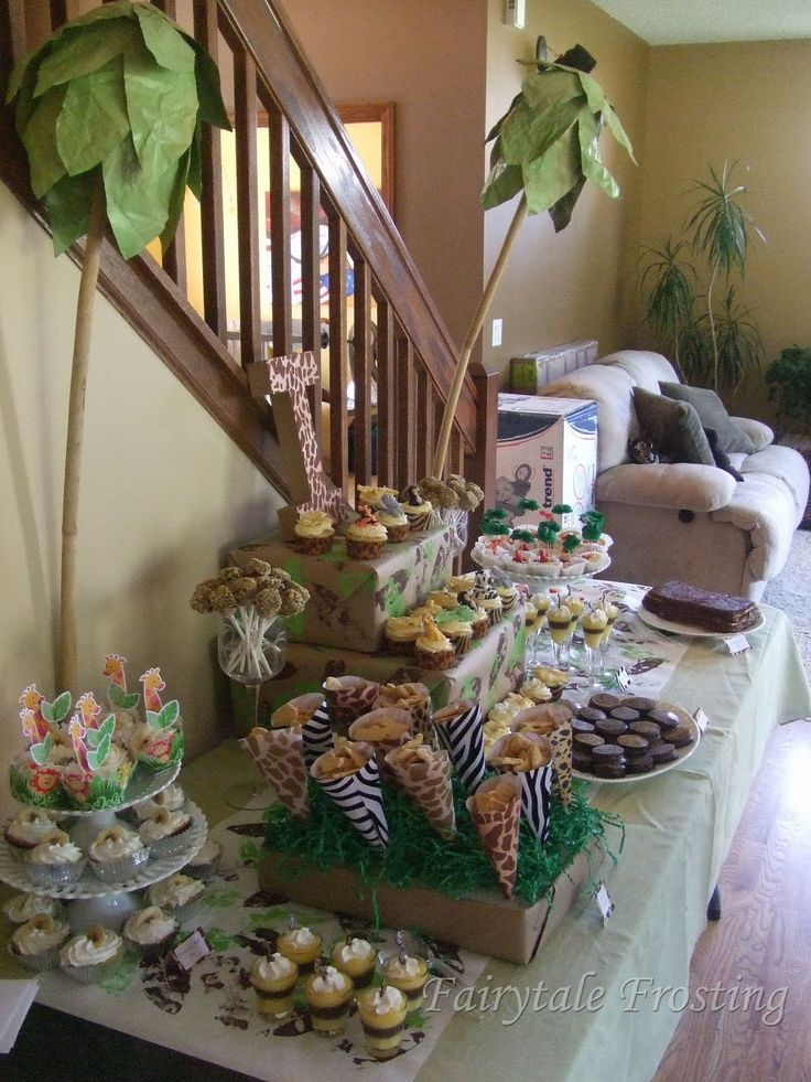 17 Best Images About Baby Shower Baby Animal Theme On