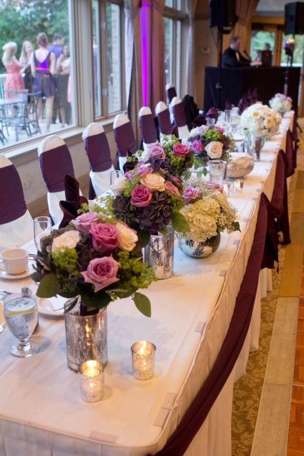 Diy Mercury Gl Centerpiece Vases For Your Rustic Chic Wedding