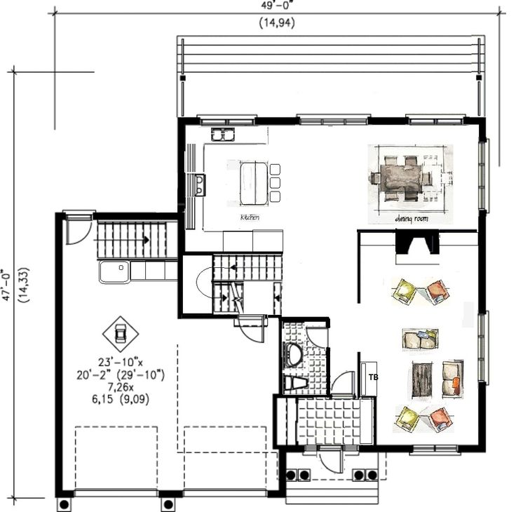 17 Best Images About On Pinterest House Plans