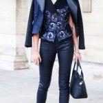 Deri,Siyah, Jean Model Tayt