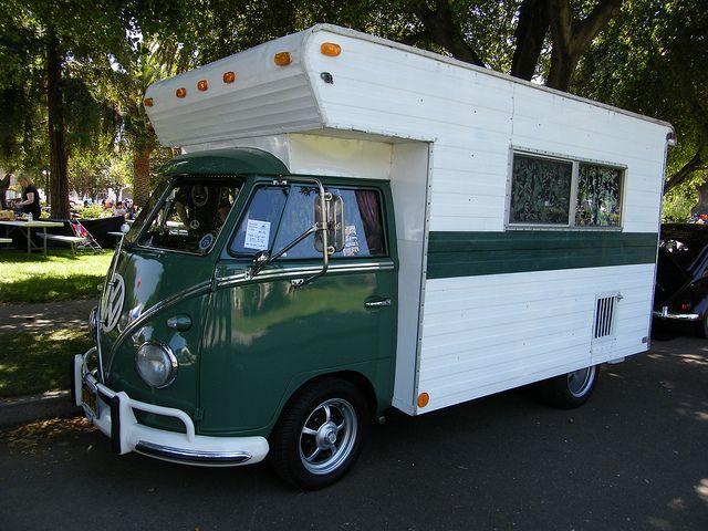 1965 Volkswagen Bus EZ Camper – German Cars For Sale Blog