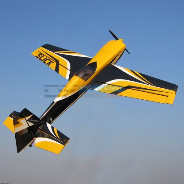 SLICK 540 30cc Gas Airplane Model [HCM189Y] - $229.00 : DXHOBBY Online RC Shop, Wholesale RC Hobby,RC Airplanes,RC Models Supplier,Hobbies from China Online RC Hobby Shop