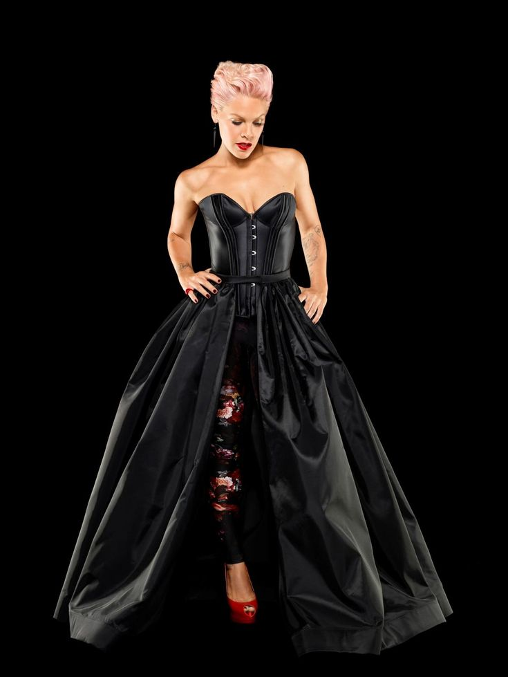 P!nk Just a beautiful woman speaking her mind with her songs! Thank you