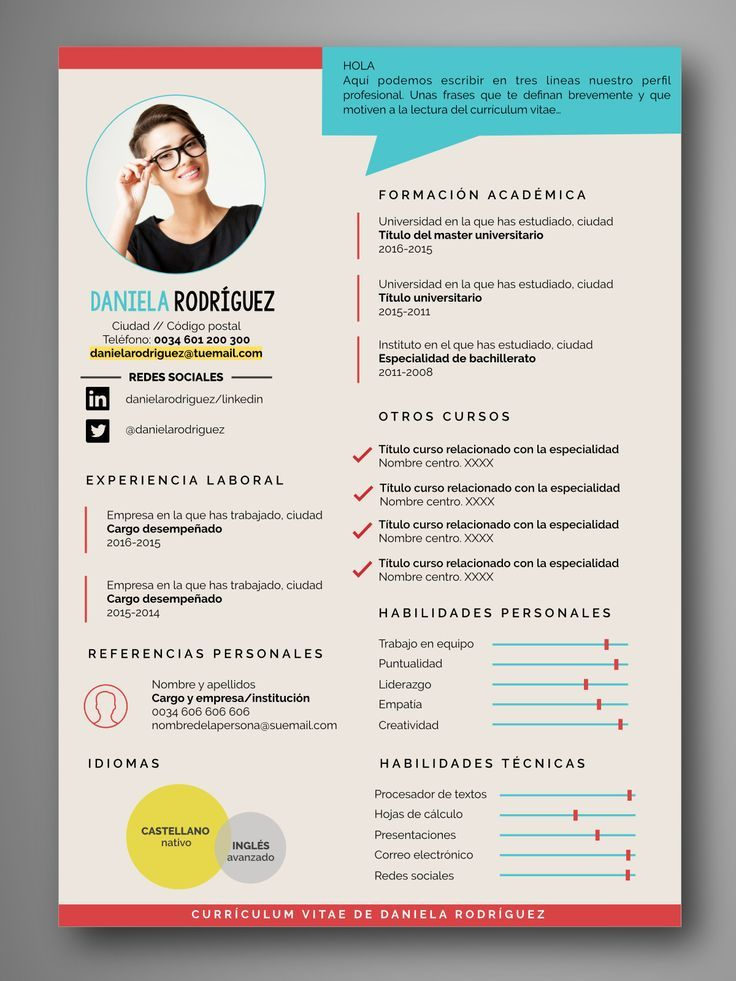 108 best ·CV creativos images on Pinterest Creative resume, Page - demonstrator sample resumes
