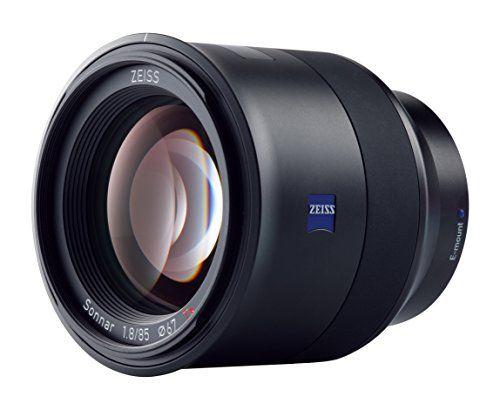 Carl Zeiss 85 mm / F 1,8 BATIS Objectifs
