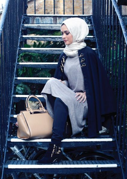 INAYAH Hijabista | # Hijab Perfect outfit for winter