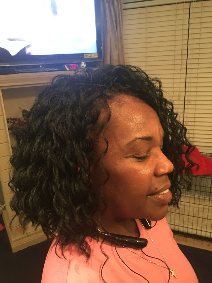 Freetress crochet braids - appeal in 1b #crochetbraids #freetress #appeal