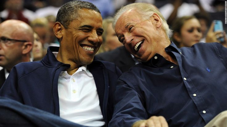 It's funny, but also a little sad, because clearly Obama/Biden/Clinton fans are taking out their election frustration by concocting what amounts to massively nerdy presidential revenge fan fiction.
