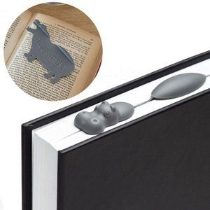 Закладка для книг Бегемот фото