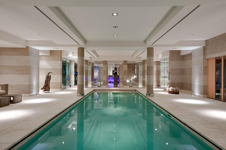 Super Luxe Indoor Swimming Pool 169 Hill House Interiors