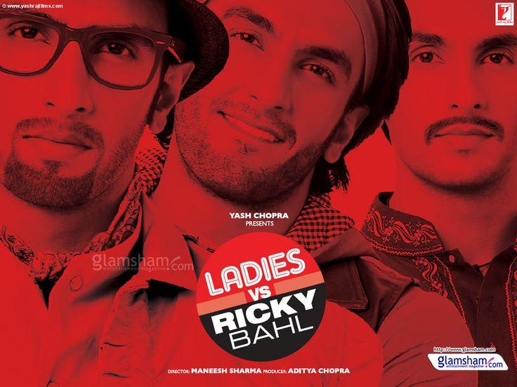 Ladies vs. Ricky Bahl - http://sunnysaidso.wordpress.com/2011/12/11/actors-ranvee/