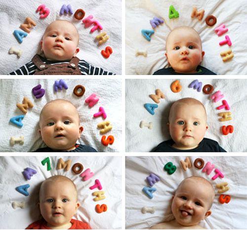 Embarazo y Recién Nacidos: 20 Fotos Creativas - Pregnancy and Newborns: 20 Creative Pictures