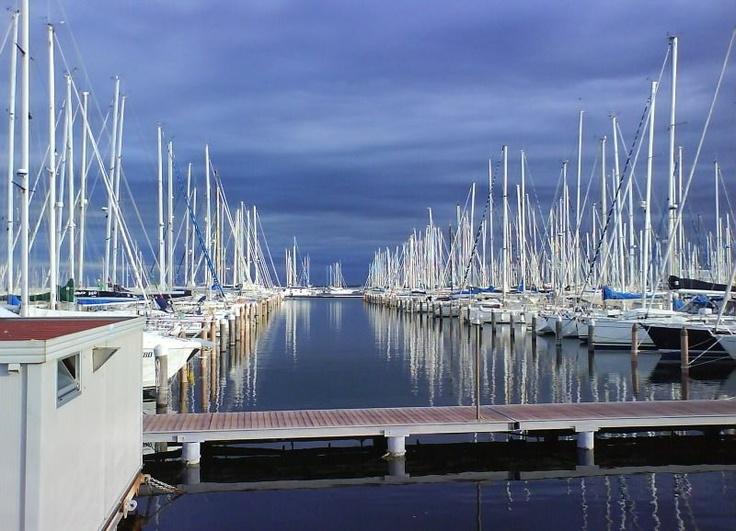 Turistic Port of Marina di Ravenna - Italy