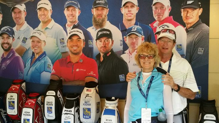 RBC Golf Team Glen Abbey 2016