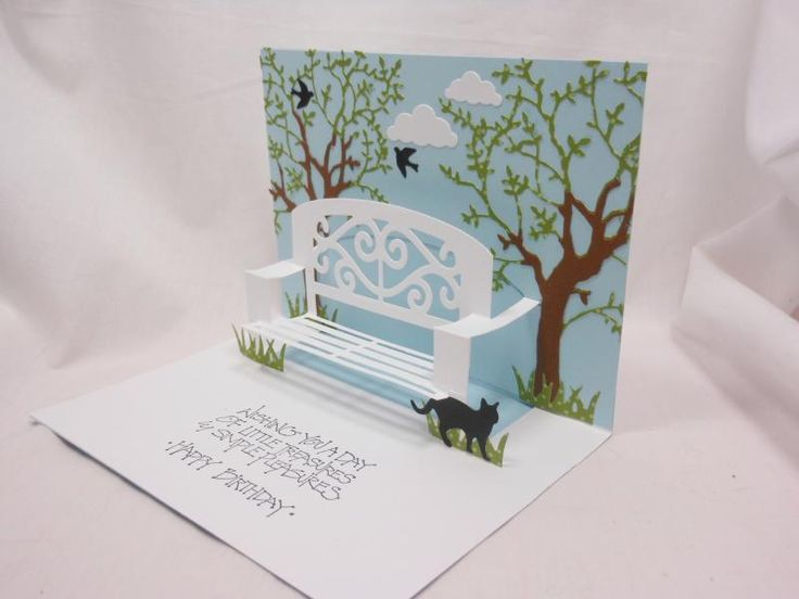 15 Best Garden Bench Card Samples Images On Pinterest