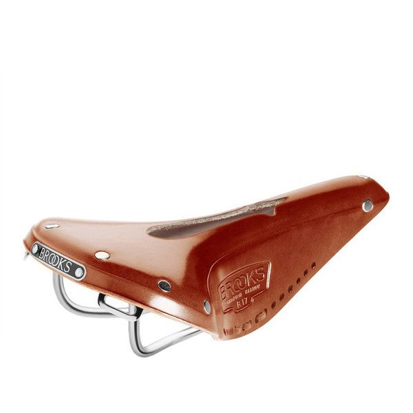 Brooks B17 Standard Honey Saddle | The Pepin Shop for carefully chosen design, fashion, furniture and wall decor products