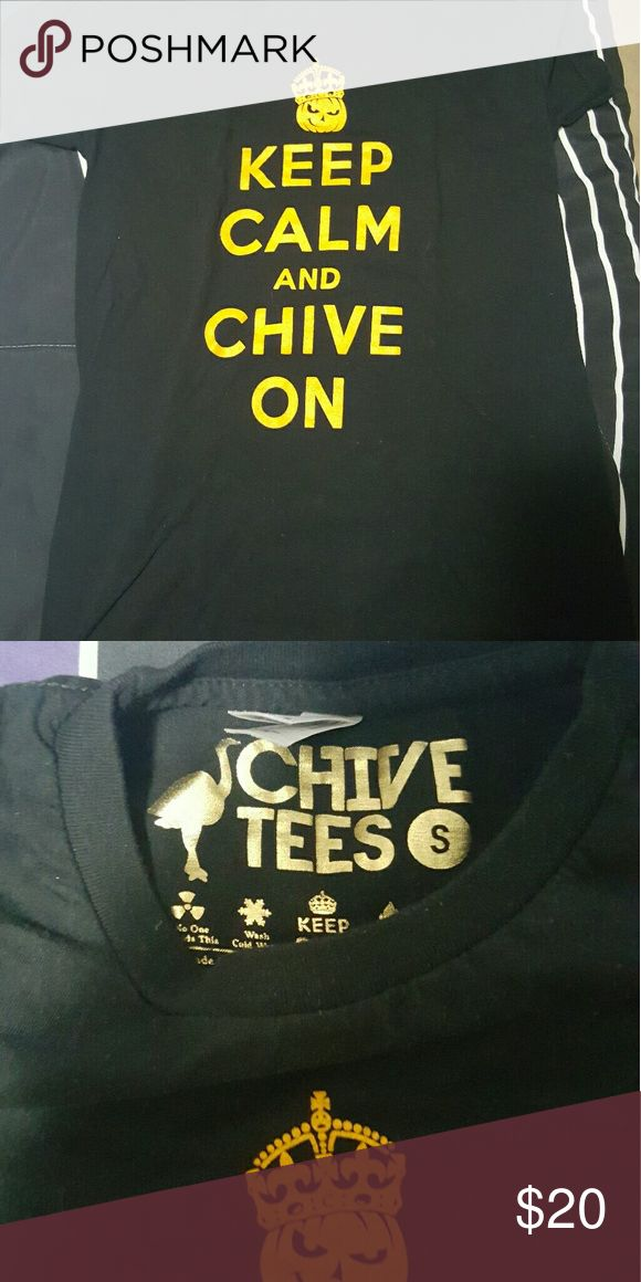 Halloween KCCO shirt Original Halloween chive shirt the chive Tops Tees - Short Sleeve