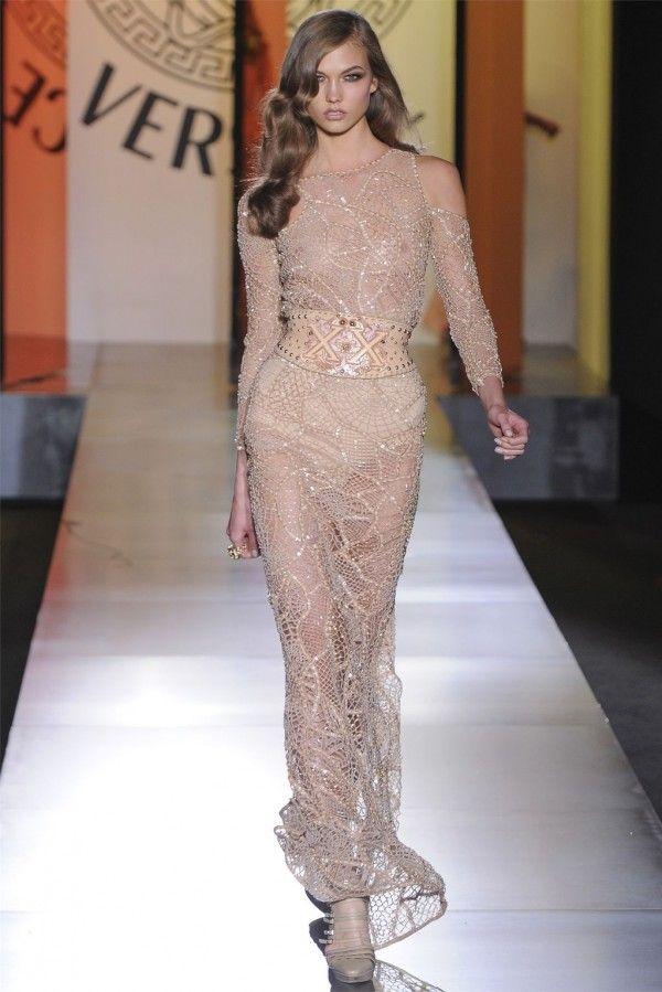 12 Red Carpet-Ready Выглядит от кутюр Неделя моды осень 2012 »задний для укладки | Торонто, Канада Мода и Стиль Блог