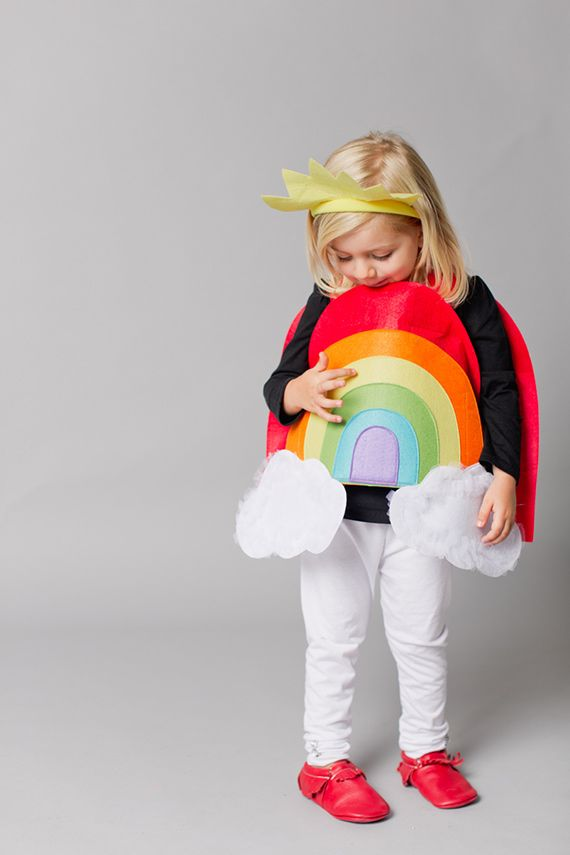 Kids costumes from Pottery Barn Kids | Styling by Beijos Events | Photos by Lovechild Photo | See more on 100 Layer Cakelet
