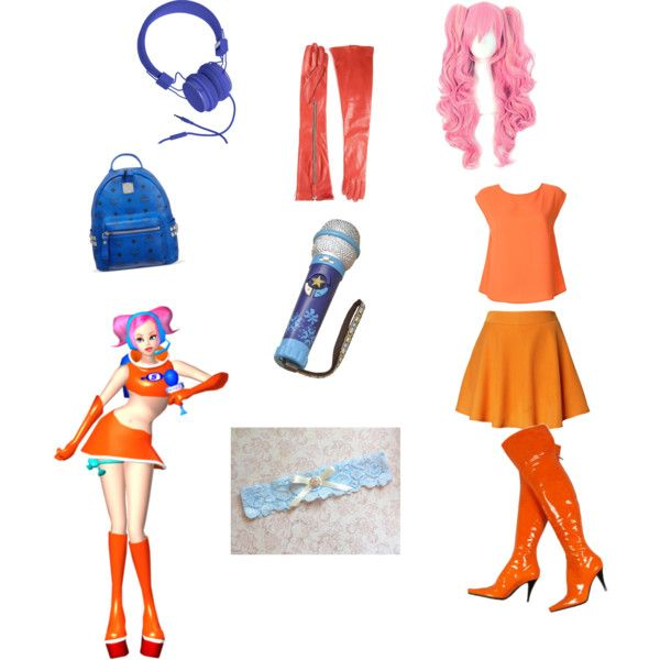 Ulala Space Channel 5 Cosplay