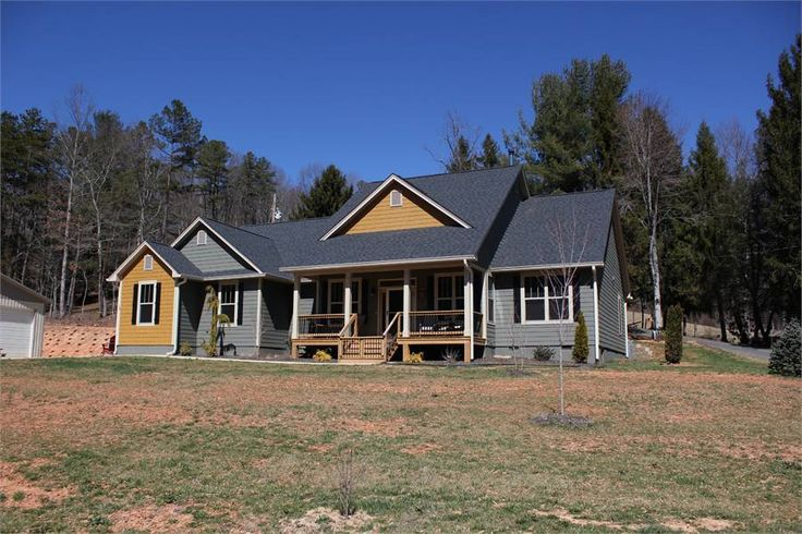 44 best house plans images on pinterest cottage country for Americas best home place