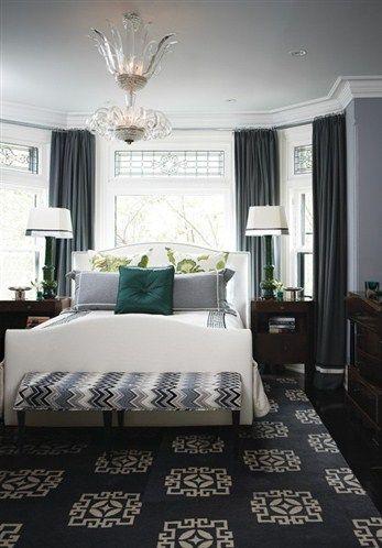 25 beste idee n over grijze slaapkamer muren op pinterest kamer kleuren donkergrijze - Lichtgrijze kamer ...