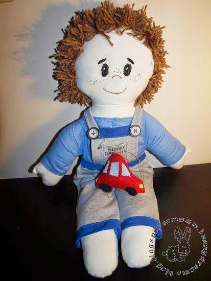 #doll #handmade