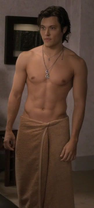 Blair Redford is scorching hot. :)