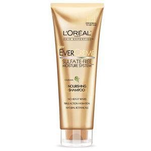 EverCreme Sulfate-Free Moisture System Nourishing Shampoo - L'Oreal Paris