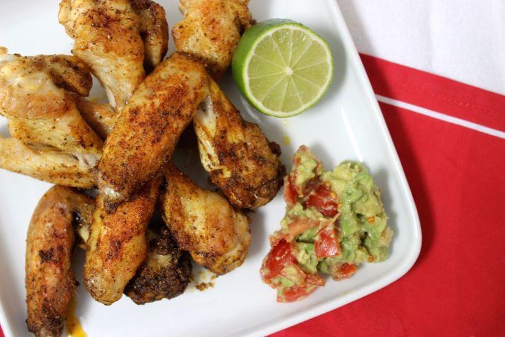 Glutenvrij_pittige kippenvleugels