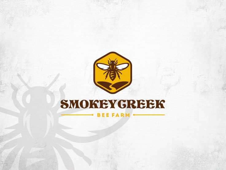 Create a simple, transferable logo for a small, local bee company by Rom@n