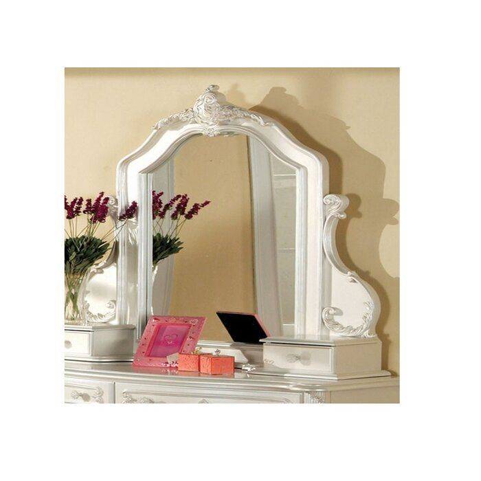 Rosdorf Park Seligman Arched Dresser Mirror Wayfair Dresser With Mirror Mirror Mirrors Wayfair