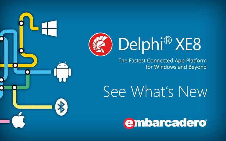 What's New In Delphi XE8